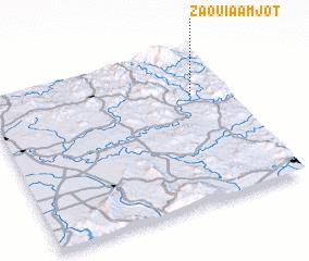 3d view of Zaouia Amjot