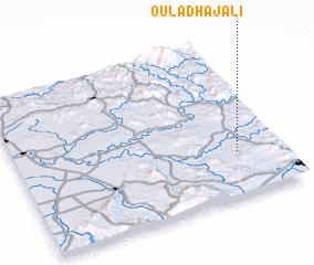 3d view of Oulad Haj Ali