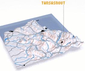 3d view of Tansasnout