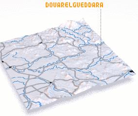 3d view of Douar el Gueddara