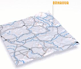 3d view of Brhaoua