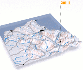 3d view of Aakil