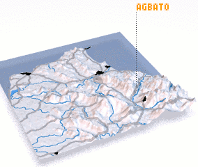 3d view of Agbato