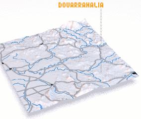 3d view of Douar Rahalia