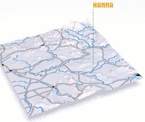 3d view of Hamma