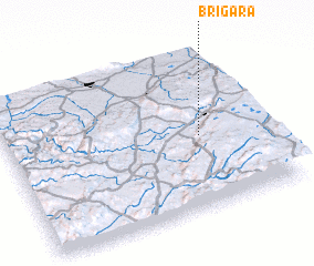 3d view of Brigara