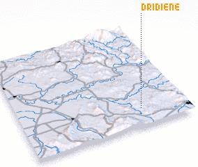 3d view of Dridiene