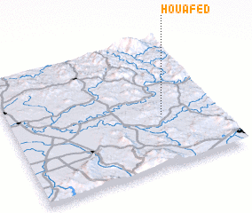 3d view of Houafed