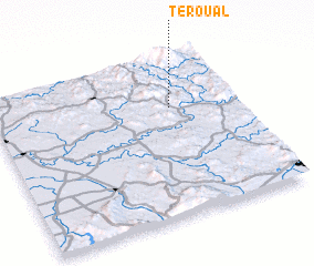 3d view of Teroual