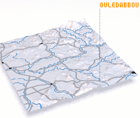 3d view of Ouled Abbou