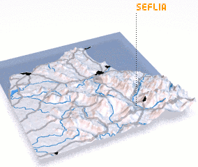 3d view of Seflia