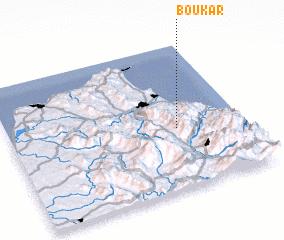 3d view of Boukar