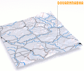 3d view of Douar Mnabha