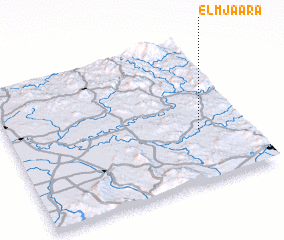 3d view of El Mjaara