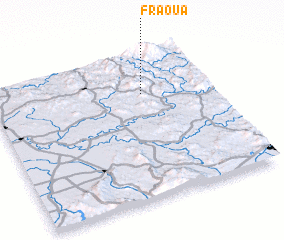 3d view of Fraoua