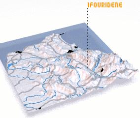 3d view of Ifouridene