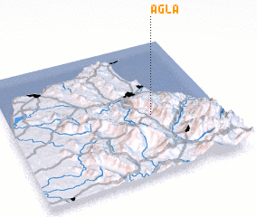 3d view of Agla