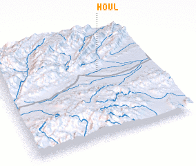 3d view of Houl