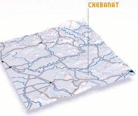 3d view of Chebanat