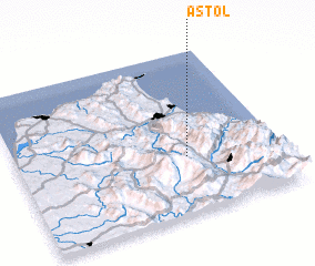 3d view of Astol