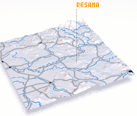 3d view of Resama