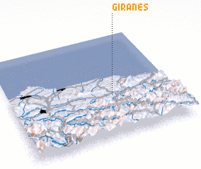 3d view of Giranes