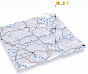 3d view of Ahl Rif