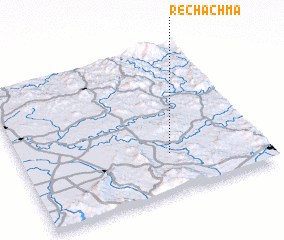 3d view of Rechachma