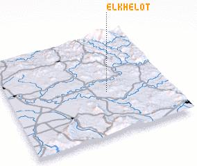 3d view of El Khelot