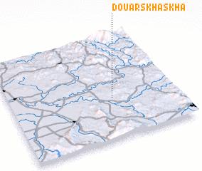 3d view of Douar Skhaskha