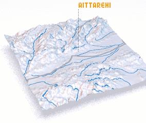 3d view of Aït Tarehi