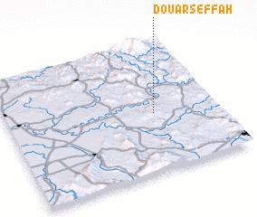 3d view of Douar Seffah