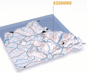3d view of Ezgouine