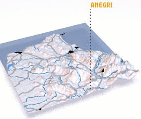 3d view of Amegri