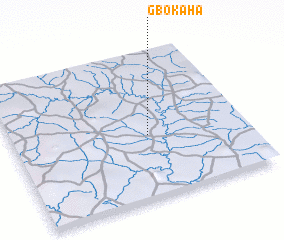 3d view of Gbokaha