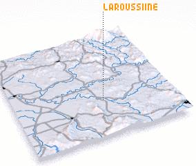 3d view of Laroussiine
