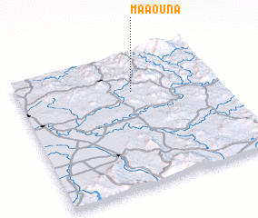 3d view of Maaouna