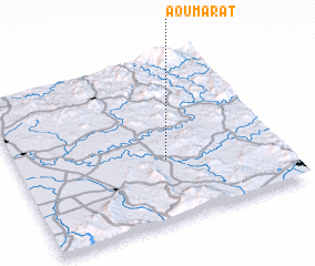 3d view of Aoumarat