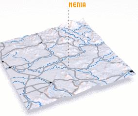 3d view of Menia
