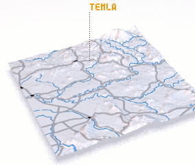 3d view of Temla