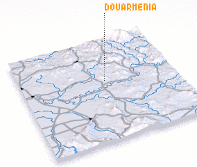 3d view of Douar Menia