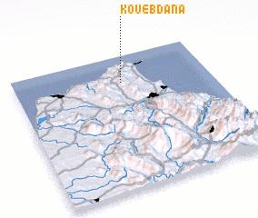 3d view of Kouebdana