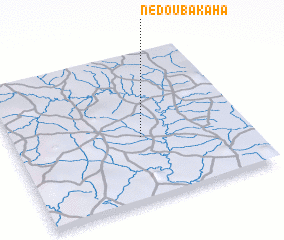 3d view of Nédoubakaha