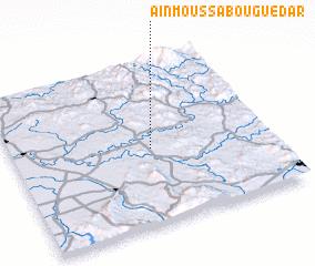3d view of 'Aïn Moussa Bou Guedar