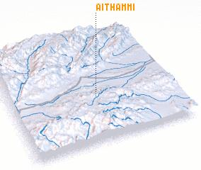 3d view of Aït Hammi