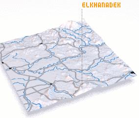 3d view of El Khanadek