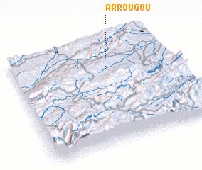 3d view of Arrougou