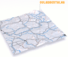 3d view of Oulad Ben Talha