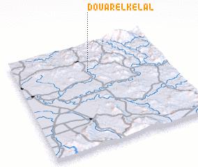 3d view of Douar el Kelal