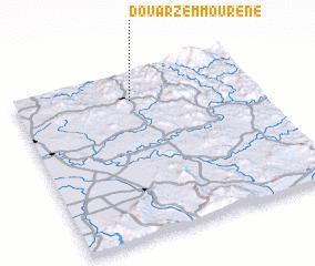 3d view of Douar Zemmourene